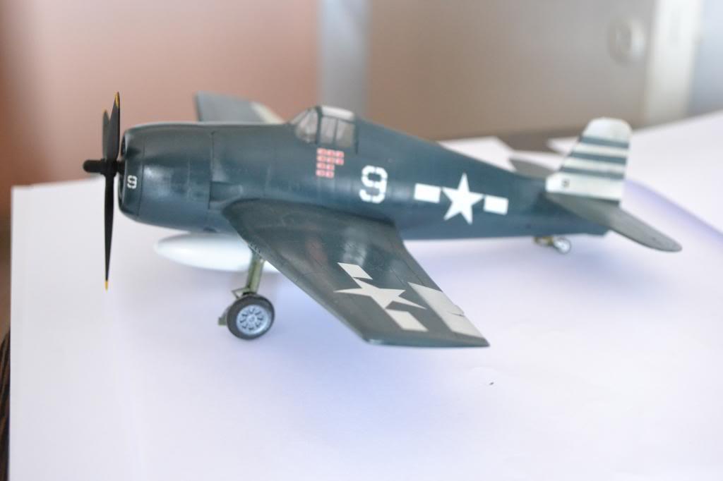 """F 6 -F5 Hellcat """"USS Randolph"""" 1/35 Hasegawa DSC_0051_zps21c504eb"""