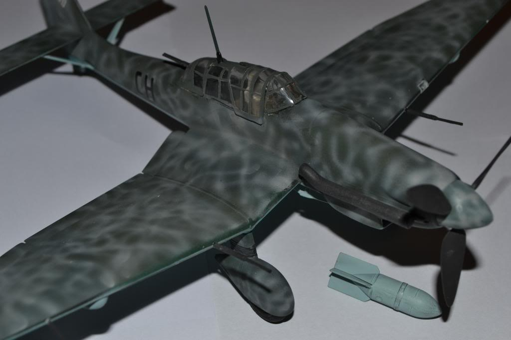 Ju 87d stuka  1/48 Revell  Imagen003_zps26bfb2a4
