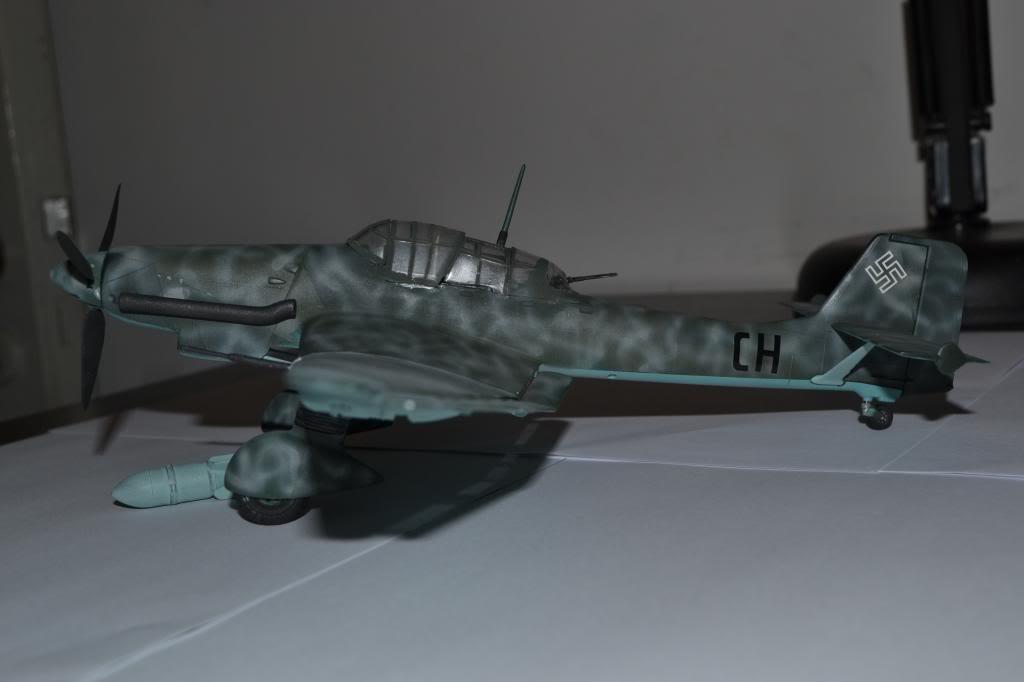 Ju 87d stuka  1/48 Revell  Imagen004_zps560f282c
