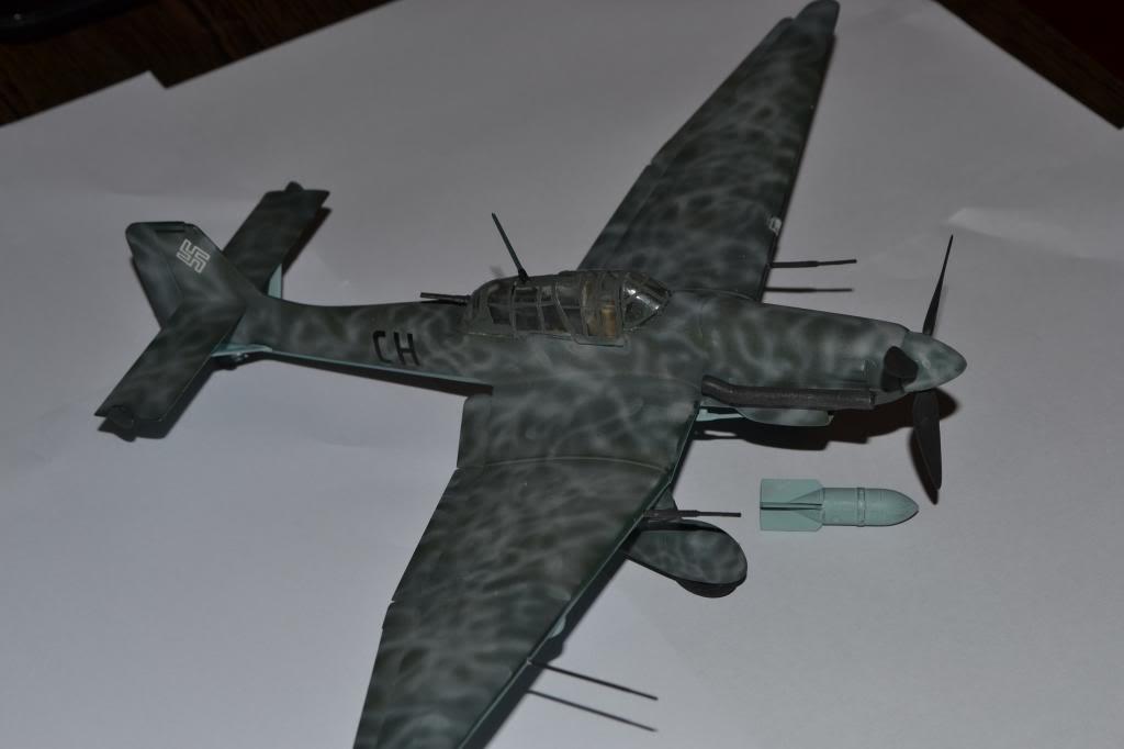 Ju 87d stuka  1/48 Revell  Imagen011_zps3c3a8927