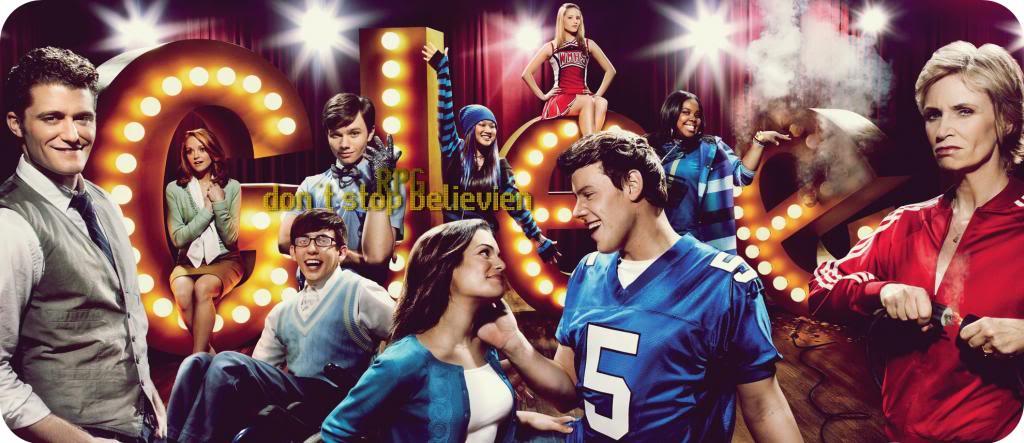 Glee-Dont Stop Belivein