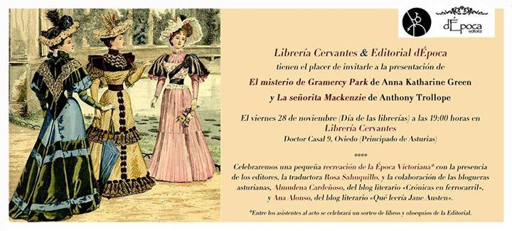 Presentación de nuevos libros de la Editorial de Epoca en Oviedo (28 de noviembre, 2014) 10801548_906344779377543_342281206393488839_n_zpsee451747