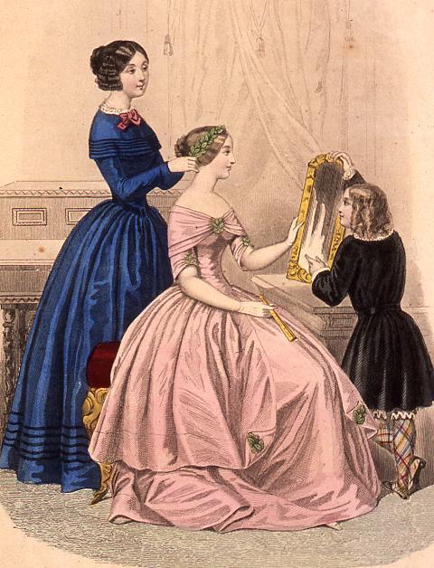 La moda femenina durante el periodo romántico Foto2dos_zps7d221d87