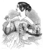 El oficio de modista Th_dress-maker-1840