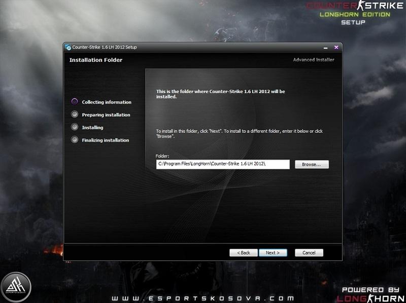 Counter-Strike 1.6 LH 2012 - Poate cel mai bun CS 1