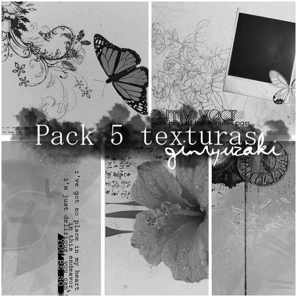 Pack texturas>>Gin Packgin