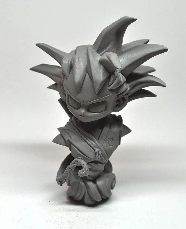 Buste de Goku Kid Goku_Sculpt_061_zpshpej0njq