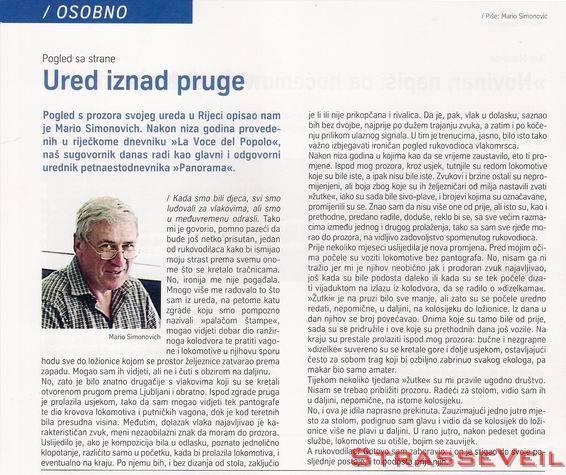 """Časopis """"Željezničar"""" Zeljeznicar02_zps86f44ac0"""