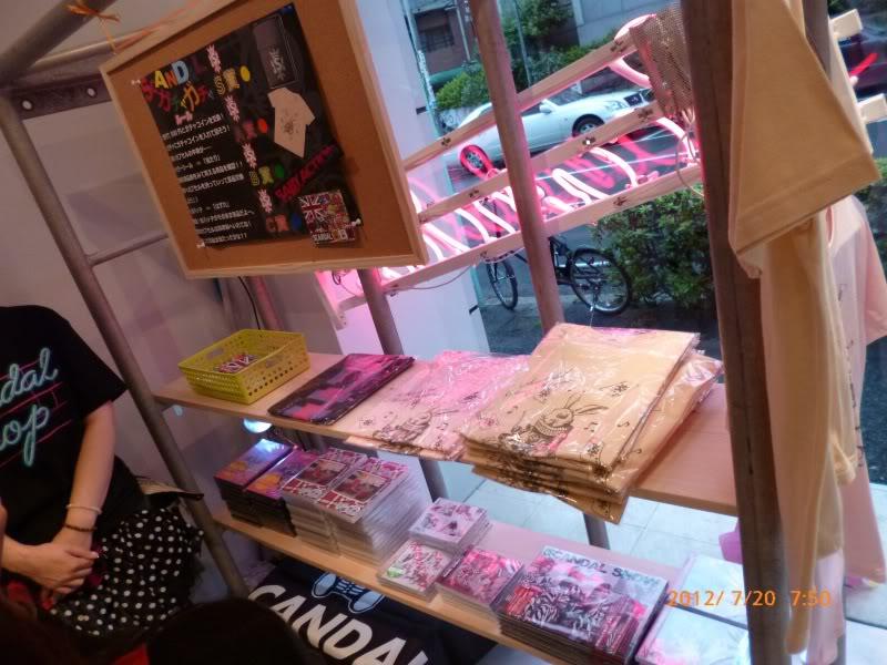 SCANDAL SHOP in Harajuku (7.20.12-8.31.12) SCSHOP14
