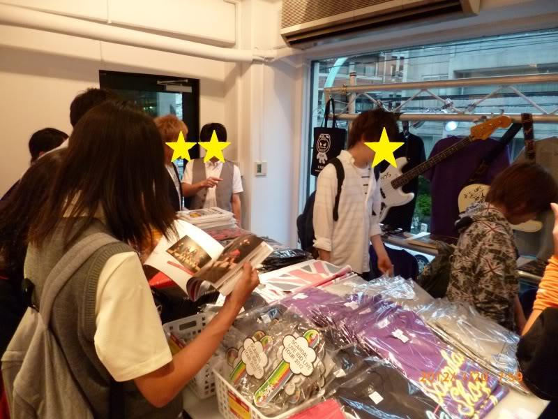 SCANDAL SHOP in Harajuku (7.20.12-8.31.12) SCSHOP27