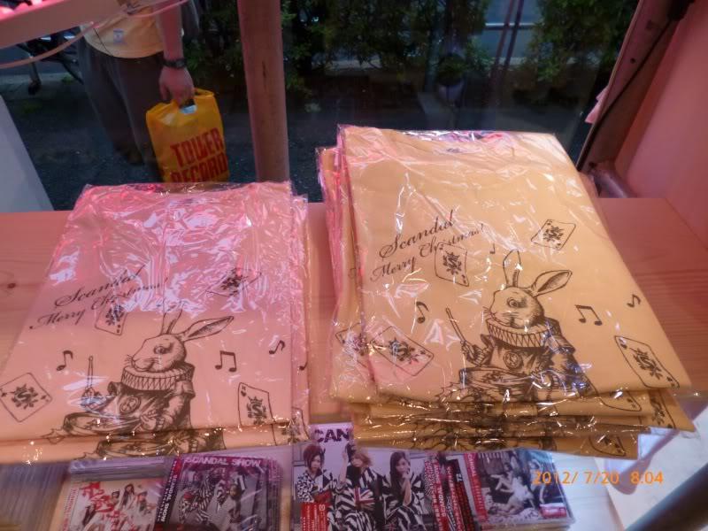 SCANDAL SHOP in Harajuku (7.20.12-8.31.12) SCSHOP31