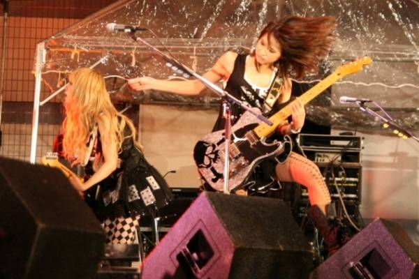 Yoyogi Park free live (09.27.2012) Sc22