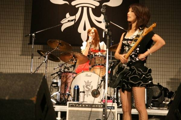 Yoyogi Park free live (09.27.2012) Sc24