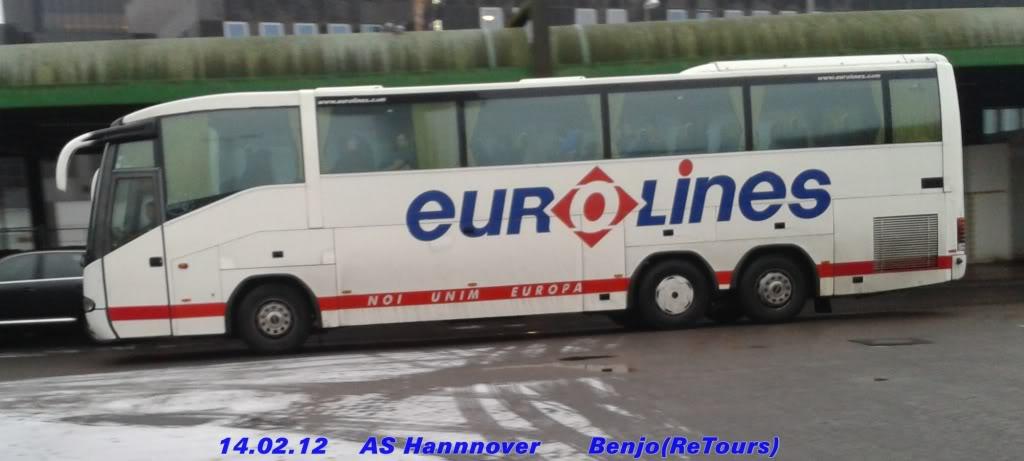 Eurolines group DANAS16