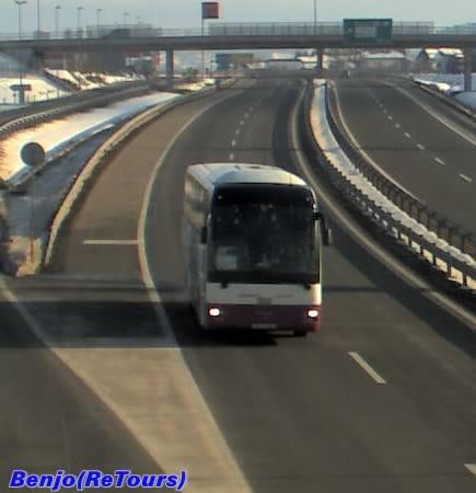 Stanje na Autocestama Autobusi (Kamere) Man-1