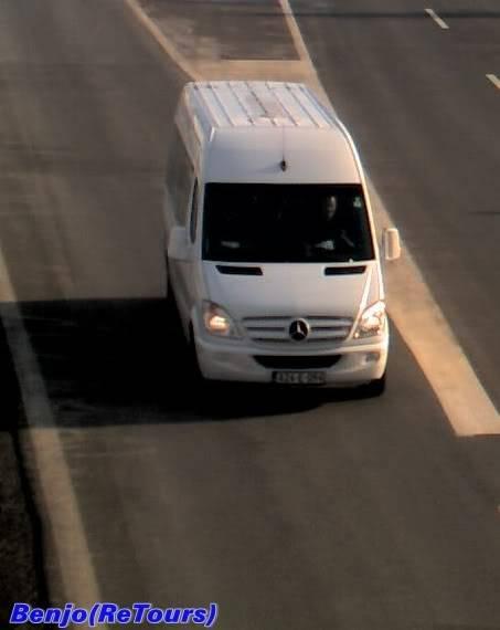 Stanje na Autocestama Autobusi (Kamere) Mercedes-1