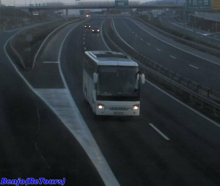 Stanje na Autocestama Autobusi (Kamere) Setrica