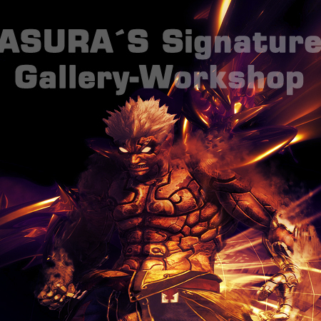 Asura´s Gallery-Workshop Asura