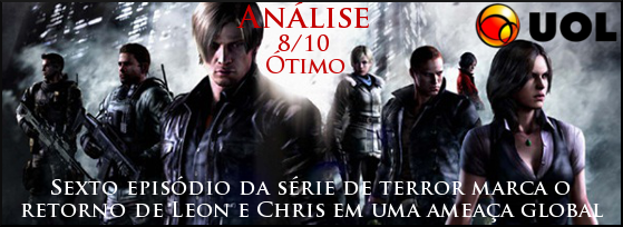 [Oficial] Resident Evil 6 [Ps3/Xbox360/PC] v3.0 Anlise1