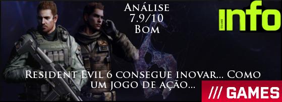 [Oficial] Resident Evil 6 [Ps3/Xbox360/PC] v3.0 Anlise5