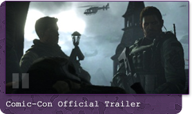 [Oficial] Resident Evil 6 [Ps3/Xbox360/PC] v3.0 Comic-ConOfficialTrailer1