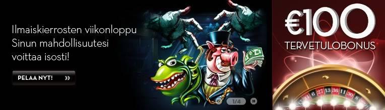 Betsson Casino 15 Ilmaispyöräytyksiä (Piggy Riches, Zombies, Flowers) + €10 talletusbonuksen + €100 Tervetulobonus Betssonilmaiskierrosten100euroTERVETULOBONUS1708201218082012190820122008201221082012220820122308201224082012