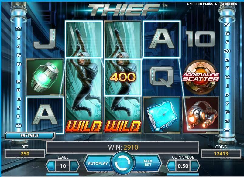 Thief Netent video slot casino game - gratisrundor, gratis spinn, ilmaiskierrosta, gratis spill, gratis spins, frisnurr, gratis runder, freispiele ThiefVideoslotGame-freespinsnetentcasino