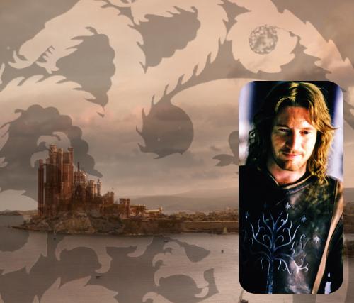 Balian Daeron Targaryen Relaciones