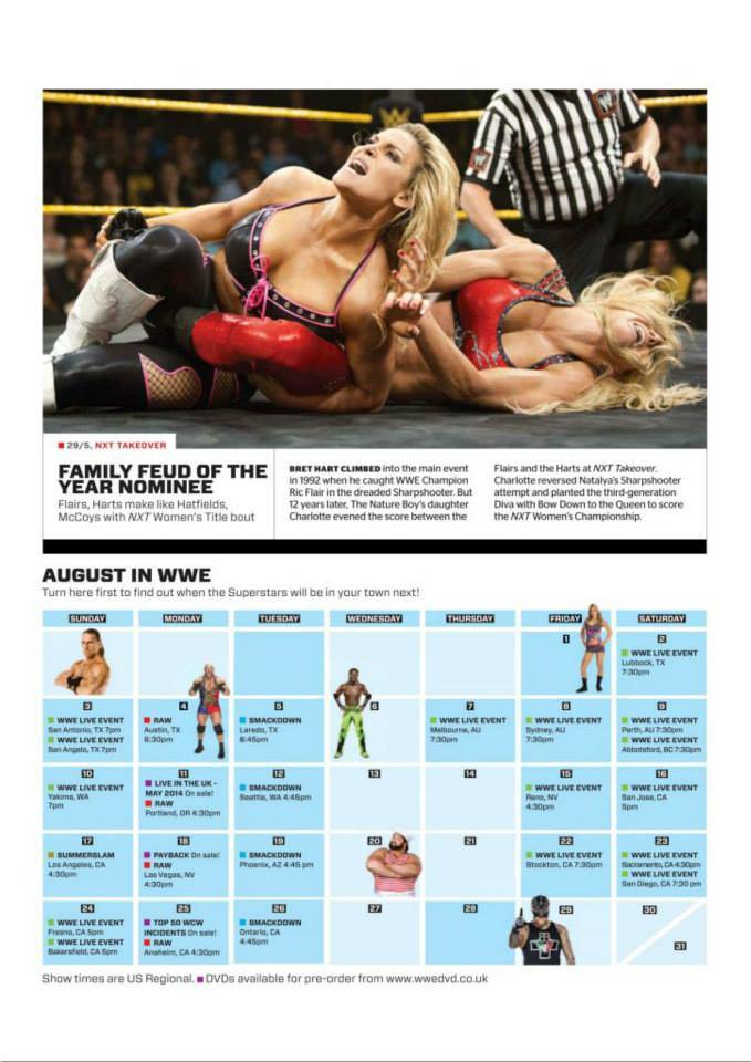 WWE Magazine August 2014 Scans 4_zps43c464d3