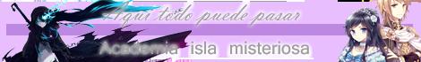 Academia Isla Misteriosa afiliacion Elite [confirmacion] 470X70S