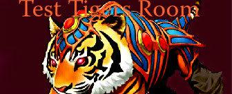 Test Tigers Room