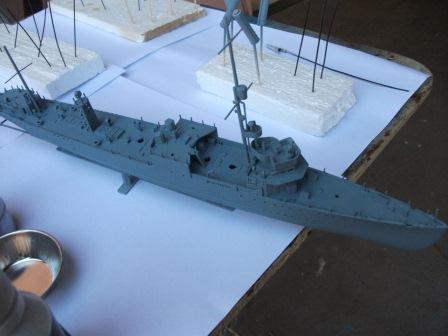 H.M.S Campbeltown HMS5