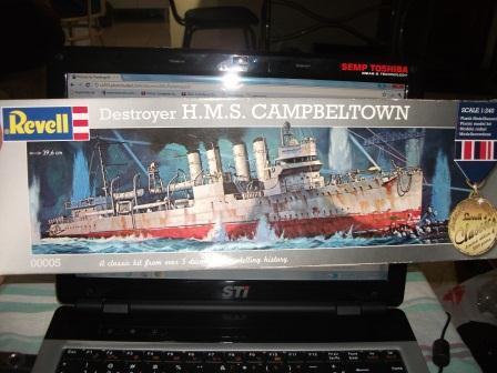 H.M.S Campbeltown Hms00