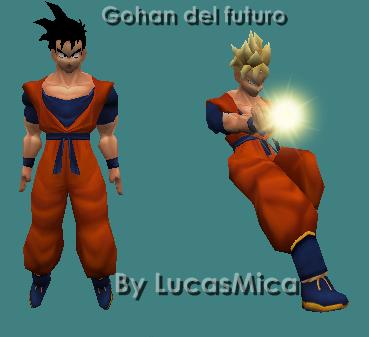 [Model] Gohan del Futuro Capture-20110906-001546
