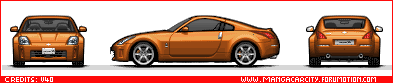 Japanese Cars 350z