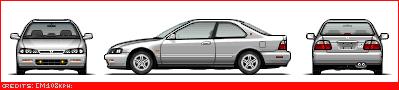 Japanese Cars Accordcoupe