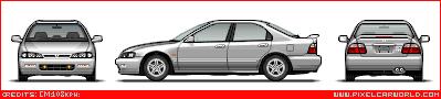 Japanese Cars Accordsedan