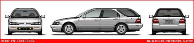 Japanese Cars Accordwagon