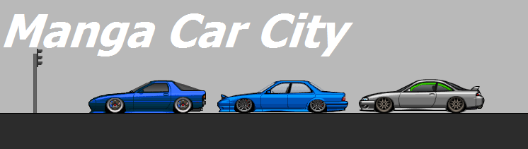 Manga Car City