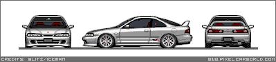 Japanese Cars Dc2