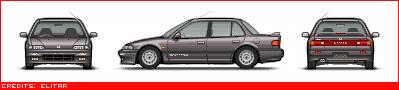 Japanese Cars Efcivicsir