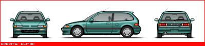 Japanese Cars Efhatch15i