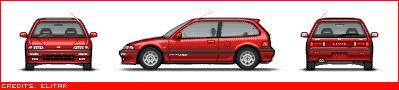 Japanese Cars Efhatch16