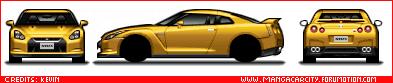 Japanese Cars Gtr