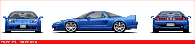 Japanese Cars Nsx-1