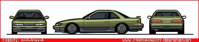 Japanese Cars S13
