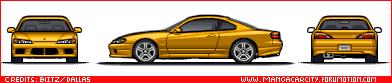 Japanese Cars S15