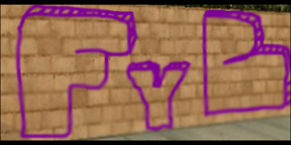 *If you pass behind the houses in 28th street* Fyblogo