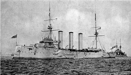ROYAL NAVY : CROISEUR DE BATAILLE - Page 2 HMS_Monmouth_zps5cbf61ce