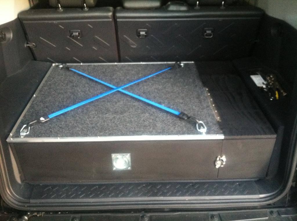 Rear Storage box Photo9